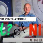 Video Ventilatoren en corona
